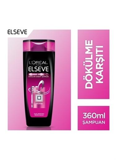 Elseve L'Oréal Paris Elseve Arginine Direnç X3360 ml Dökülme Karşıtı Şampuan Renksiz